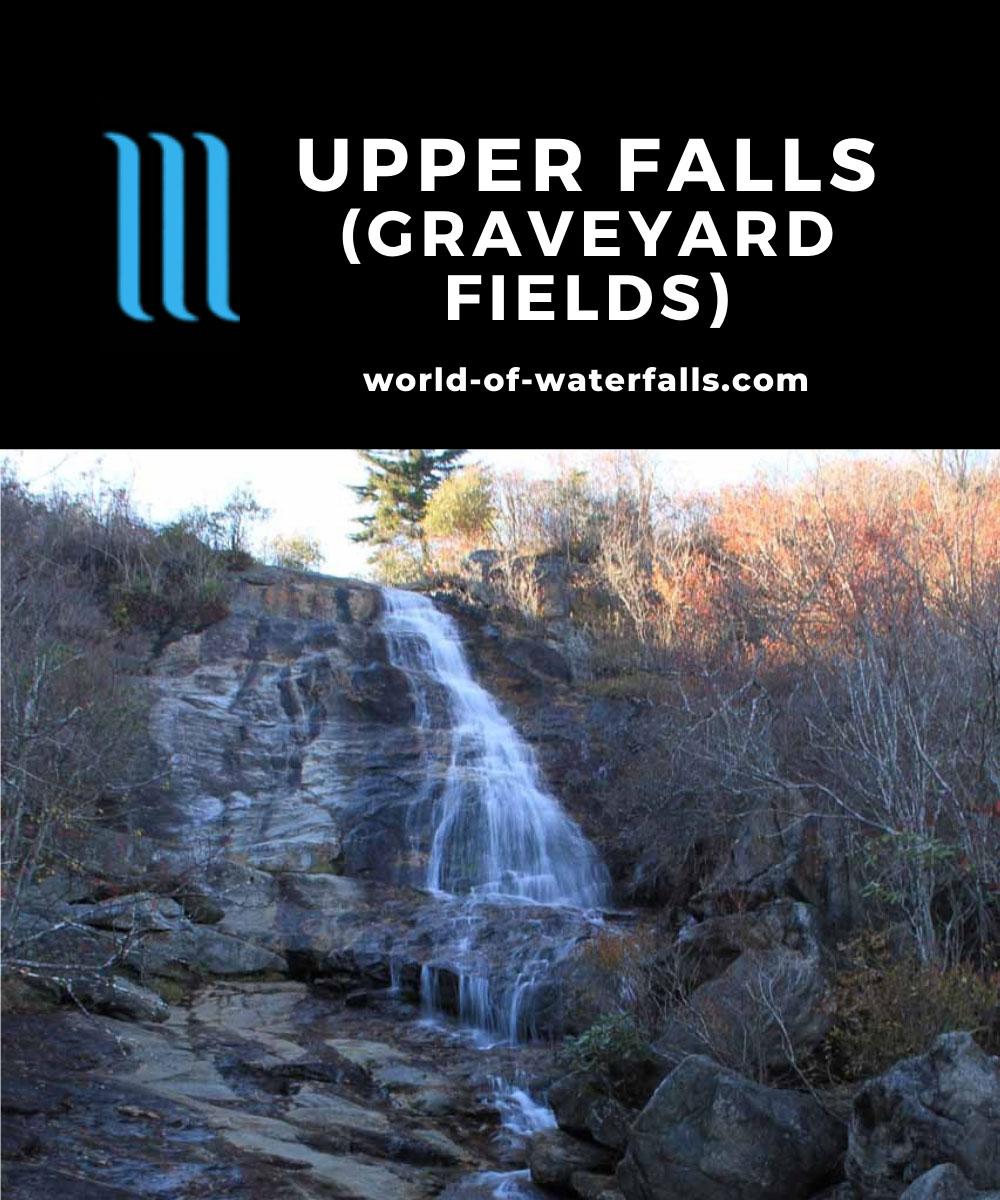 Graveyard_Fields_041_20121017 - The Upper Falls in the Graveyard Fields Loop Hike