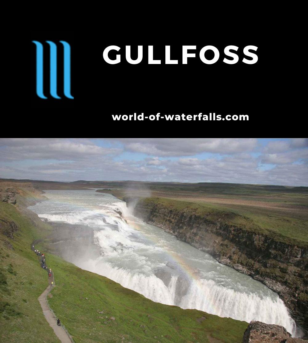Gullfoss_181_06222007 - Gullfoss and rainbow
