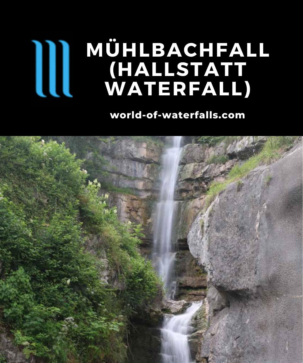 Hallstatt_614_07052018 - Muhlbach Waterfall or Mühlbachfall