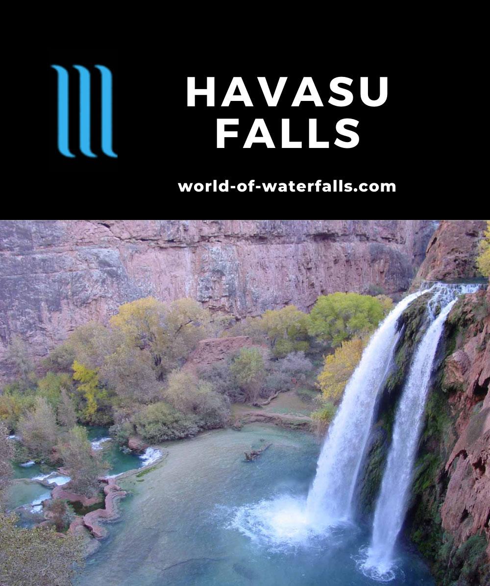 Havasu_Falls_049_11302002 - Havasu Falls in the state we saw it in November 2002