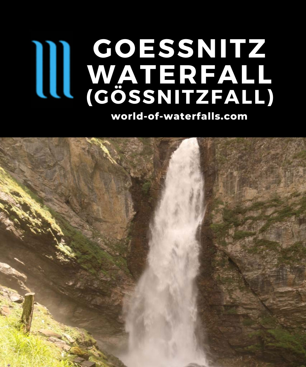 Heiligenblut_187_07122018 - The Gossnitz Waterfall (Goessnitz Waterfall or Gößnitz Wasserfall)