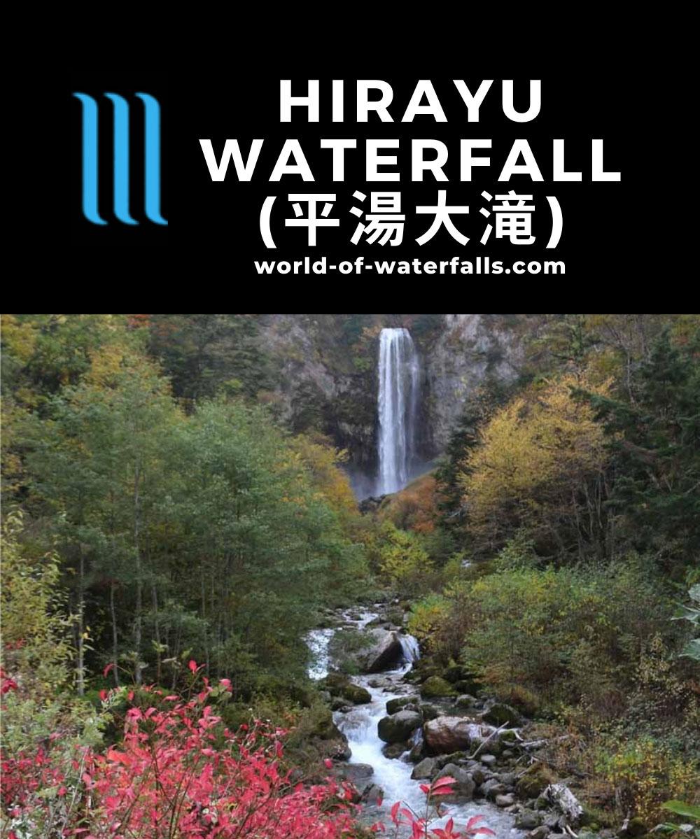 Hirayu_Falls_016_10192016 - Hirayu Great Falls or Hirayu Otaki