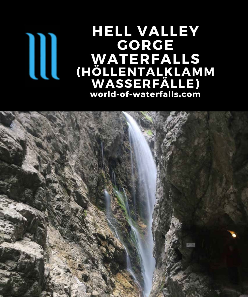 Hollentalklamm_204_06262018 - One of the Höllentalklamm Waterfalls