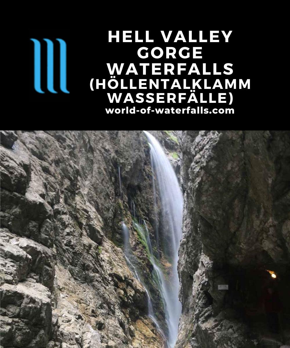 Hollentalklamm_204_06262018 - One of the Höllentalklamm Waterfalls