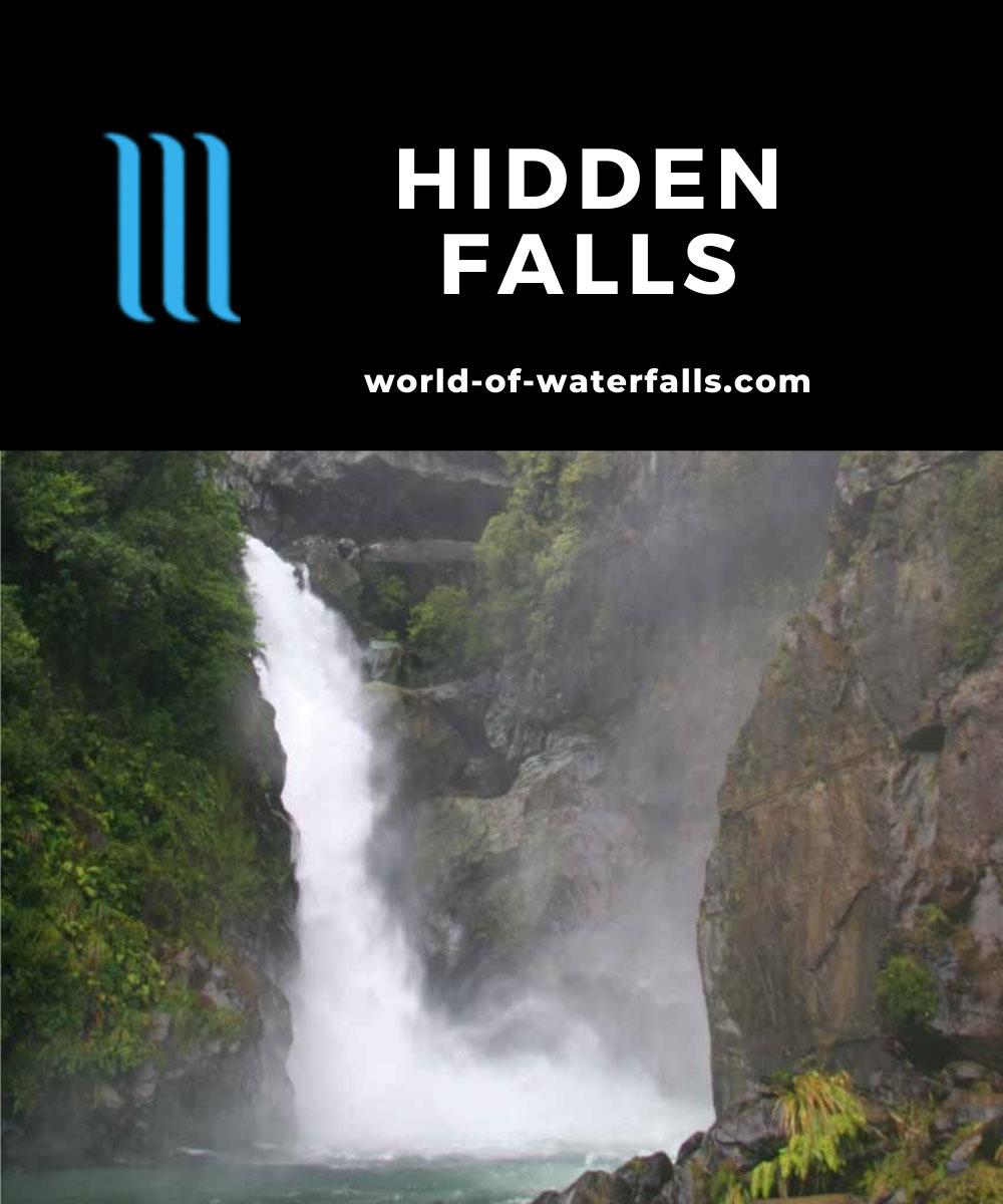 Hollyford_Track_052_12242009 - Hidden Falls