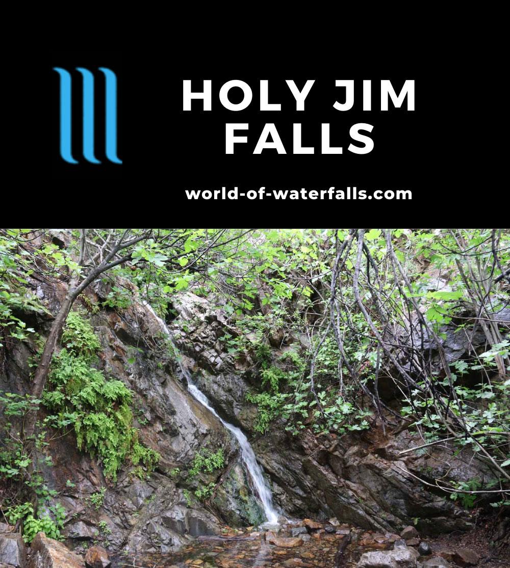 Holy_Jim_Falls_120_04102016 - Holy Jim Falls