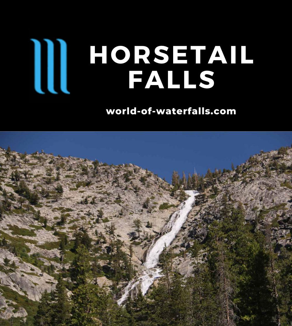 Horsetail_Falls_234_06222016 - Horsetail Falls