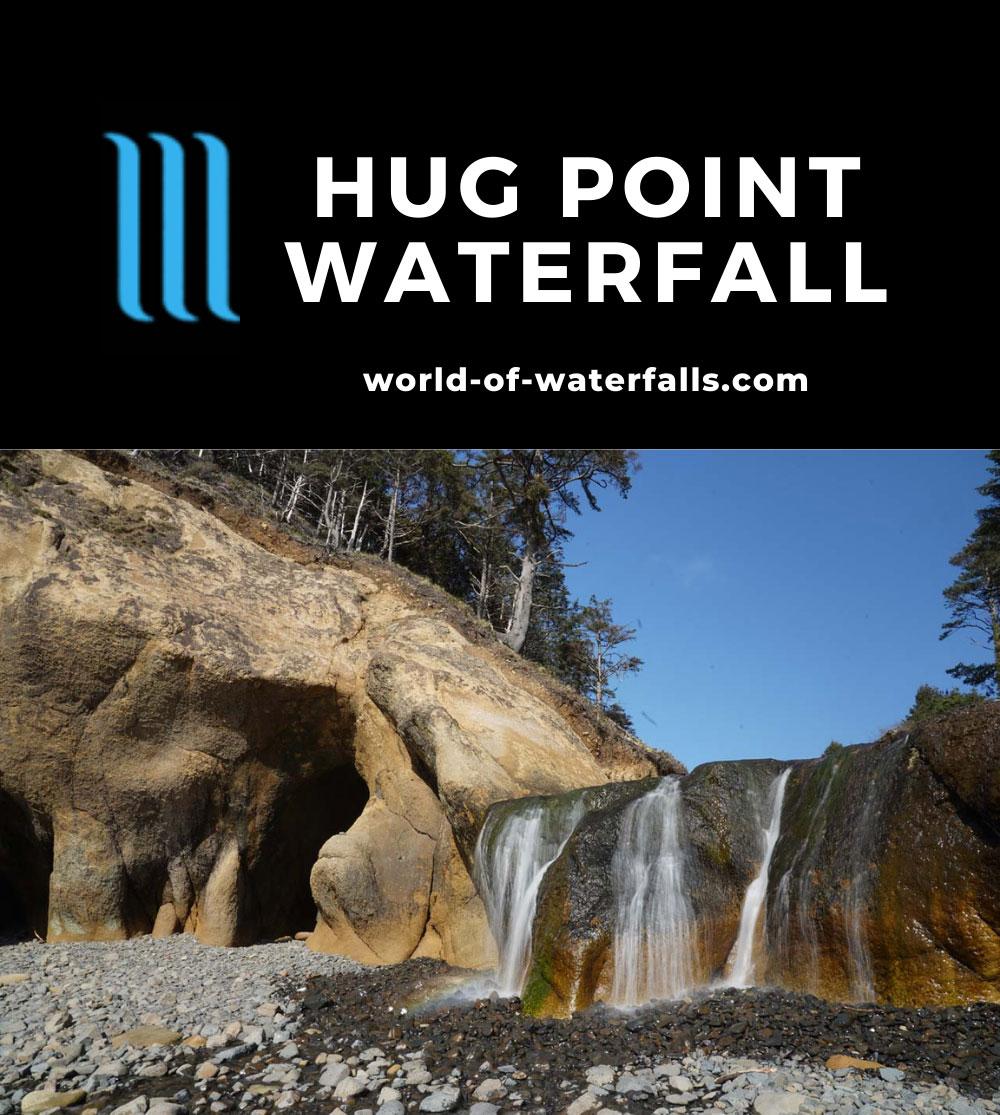 Hug_Point_028_04062021 - The Hug Point Waterfall
