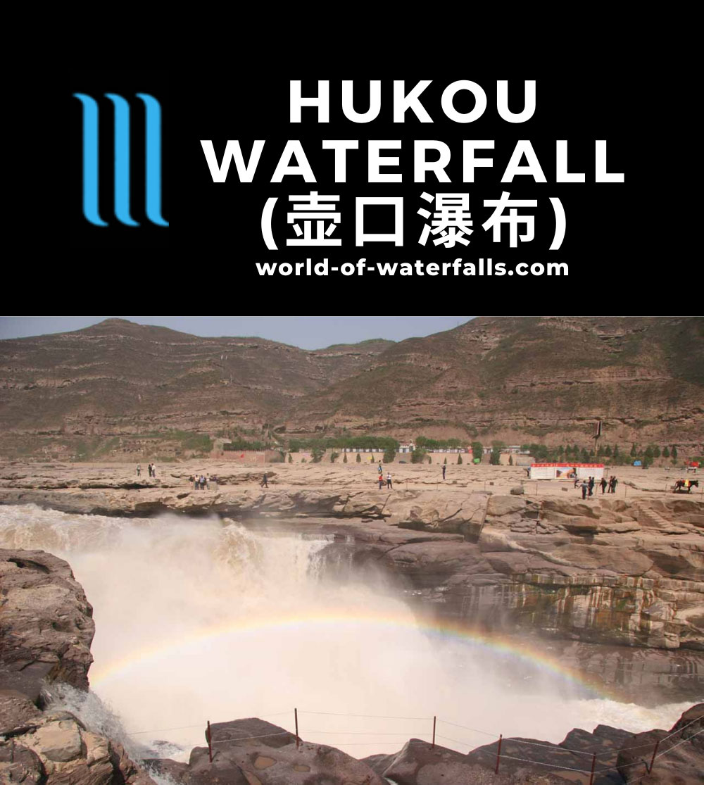 Hukou_014_05032009 - Hukou Waterfall and rainbow