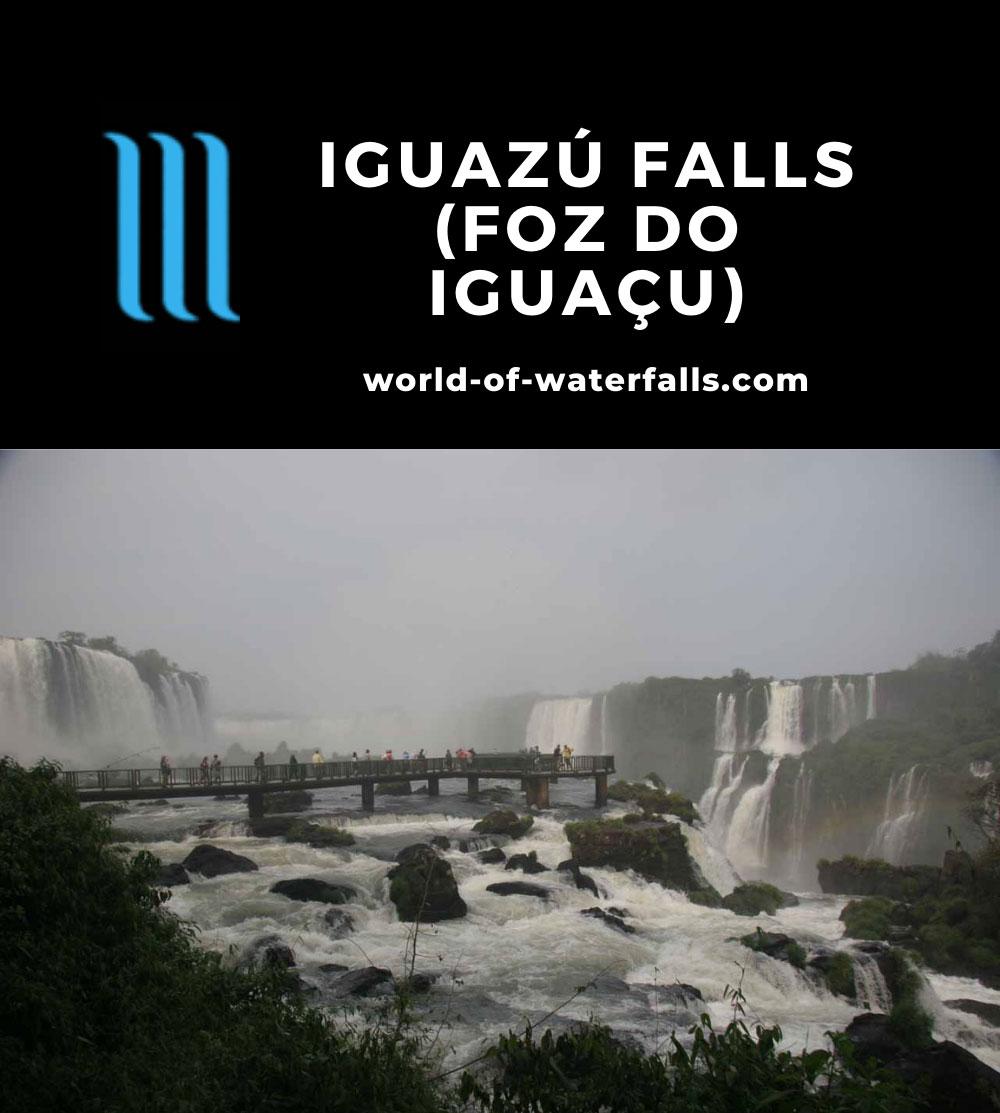 Iguazu_Falls_471_jx_09012007 - Iguassu Falls and a catwalk in the middle of it