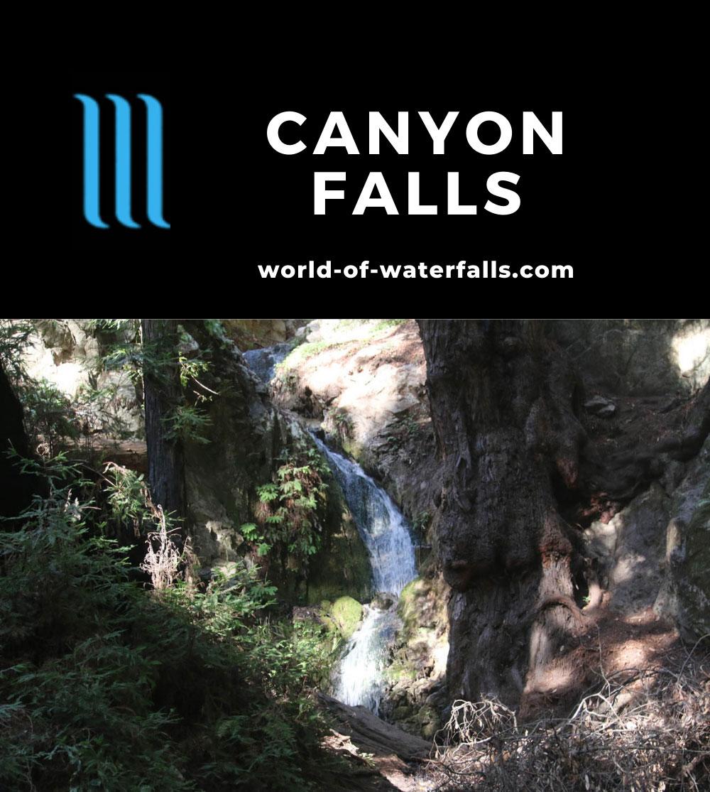 JP_Burns_SP_038_04022015 - Canyon Falls