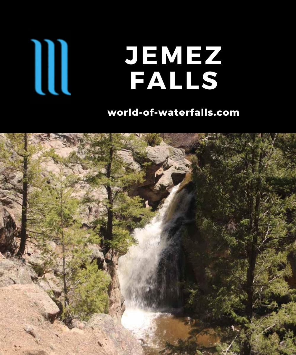 Jemez_Falls_046_04152017 - Jemez Falls