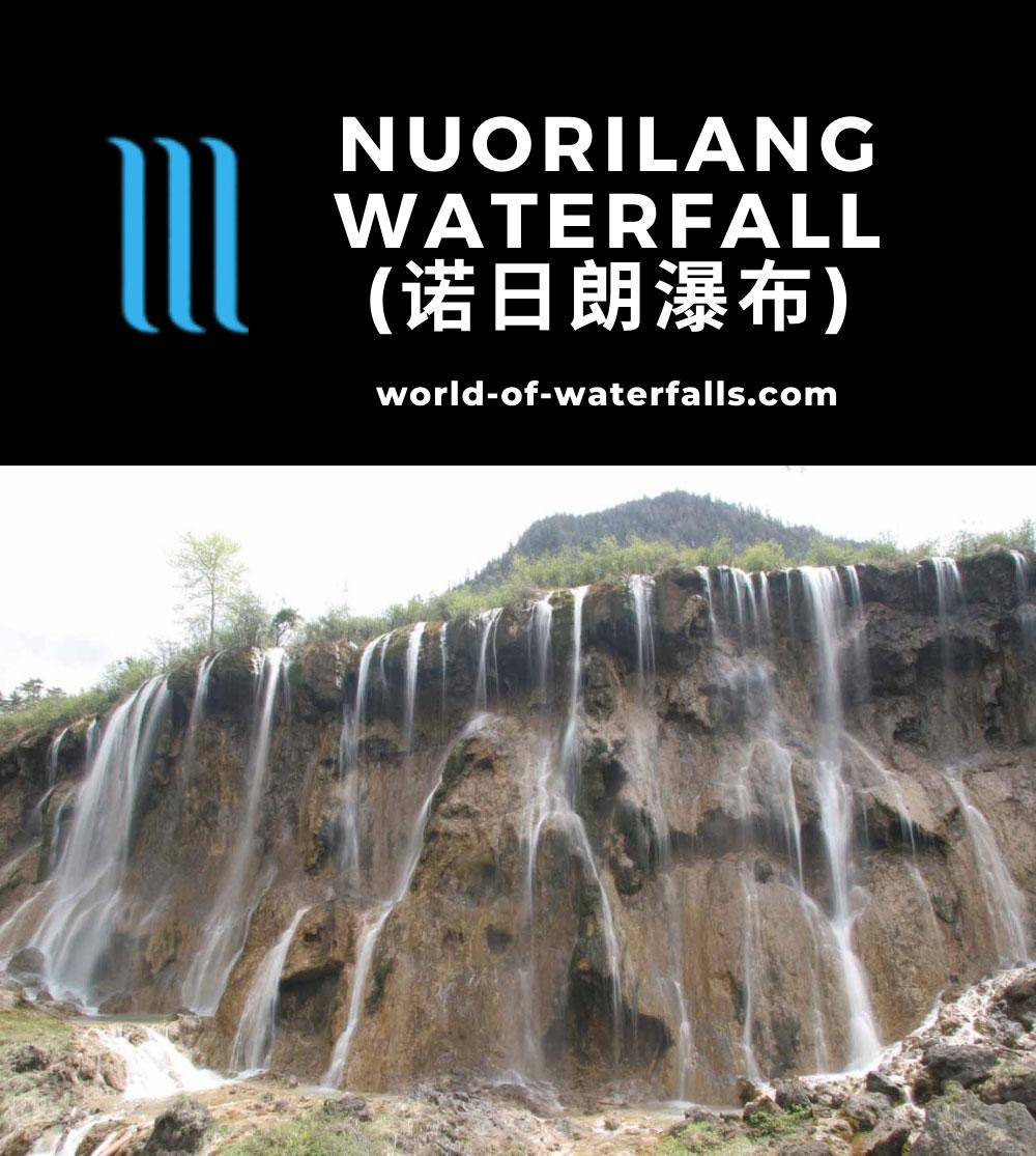 Jiuzhaigou_260_04302009 - The Nuorilang Waterfall