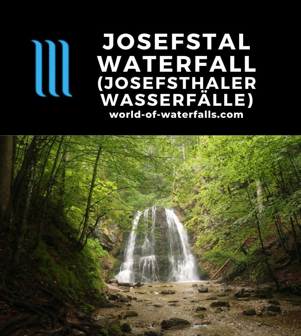 Josefstaler_Waterfall_081_06282018 - The main drop of the Josefsthaler Waterfalls