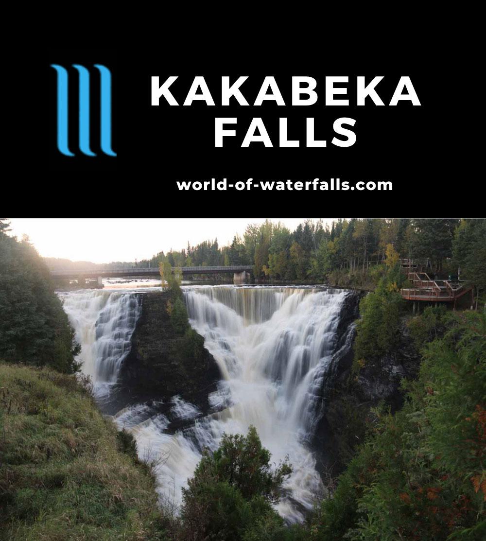 Kakabeka_Falls_028_09262015 - Kakabeka Falls