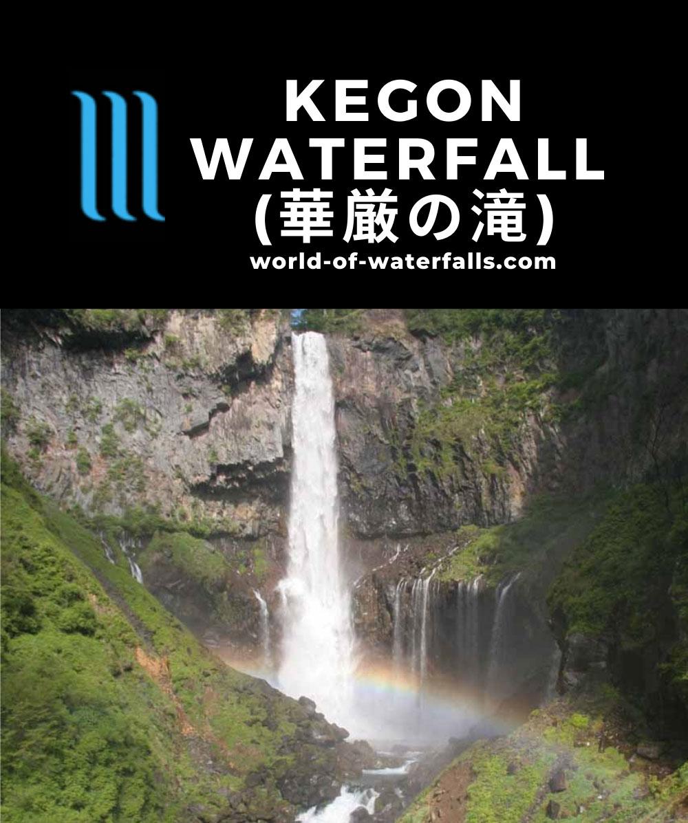 Kegon_048_05242009 - The Kegon Waterfall
