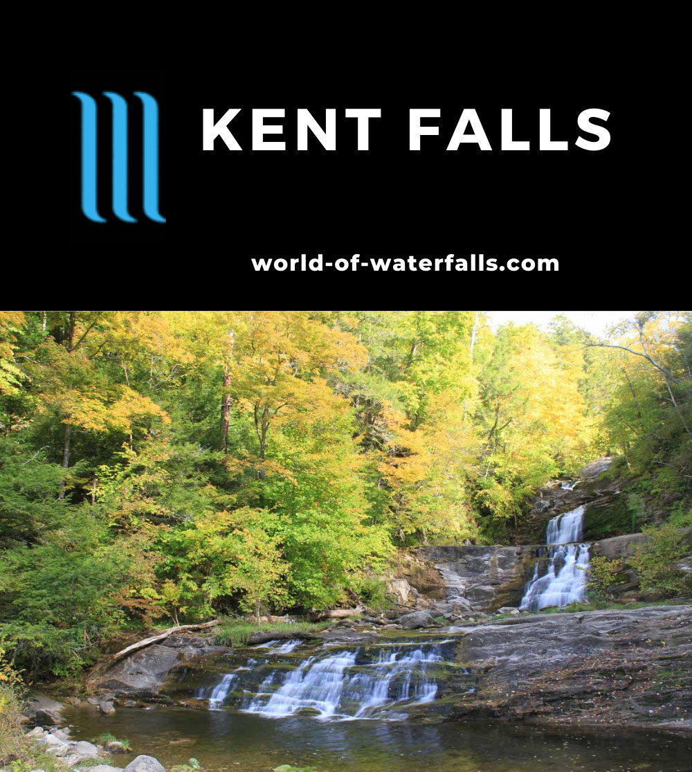 Kent Falls World Of Waterfalls