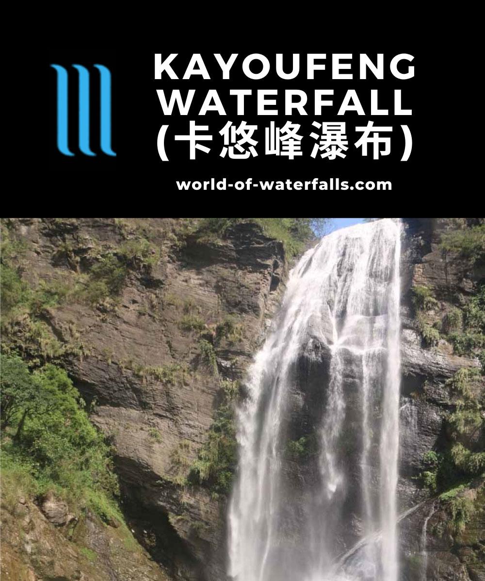 Keyoufeng_Waterfall_109_10282016 - Kayoufeng Waterfall