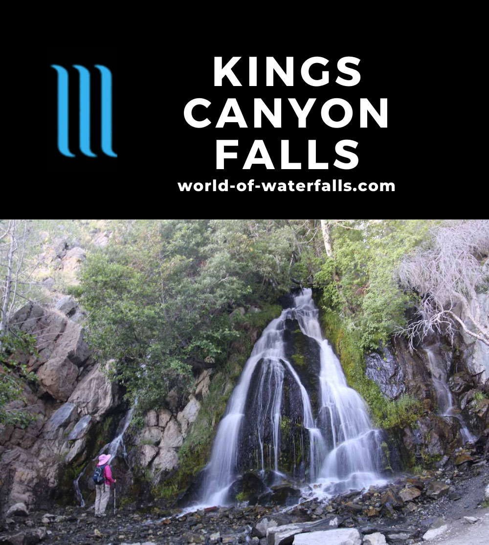Kings_Canyon_Falls_067_06212016 - Kings Canyon Falls
