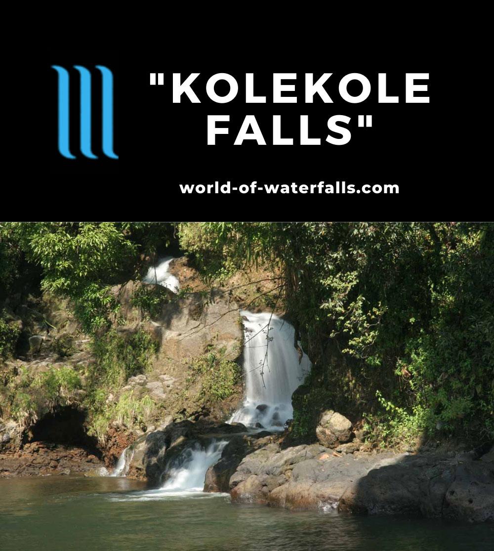 Kolekole_026_03092007 - The 'Kolekole Falls'