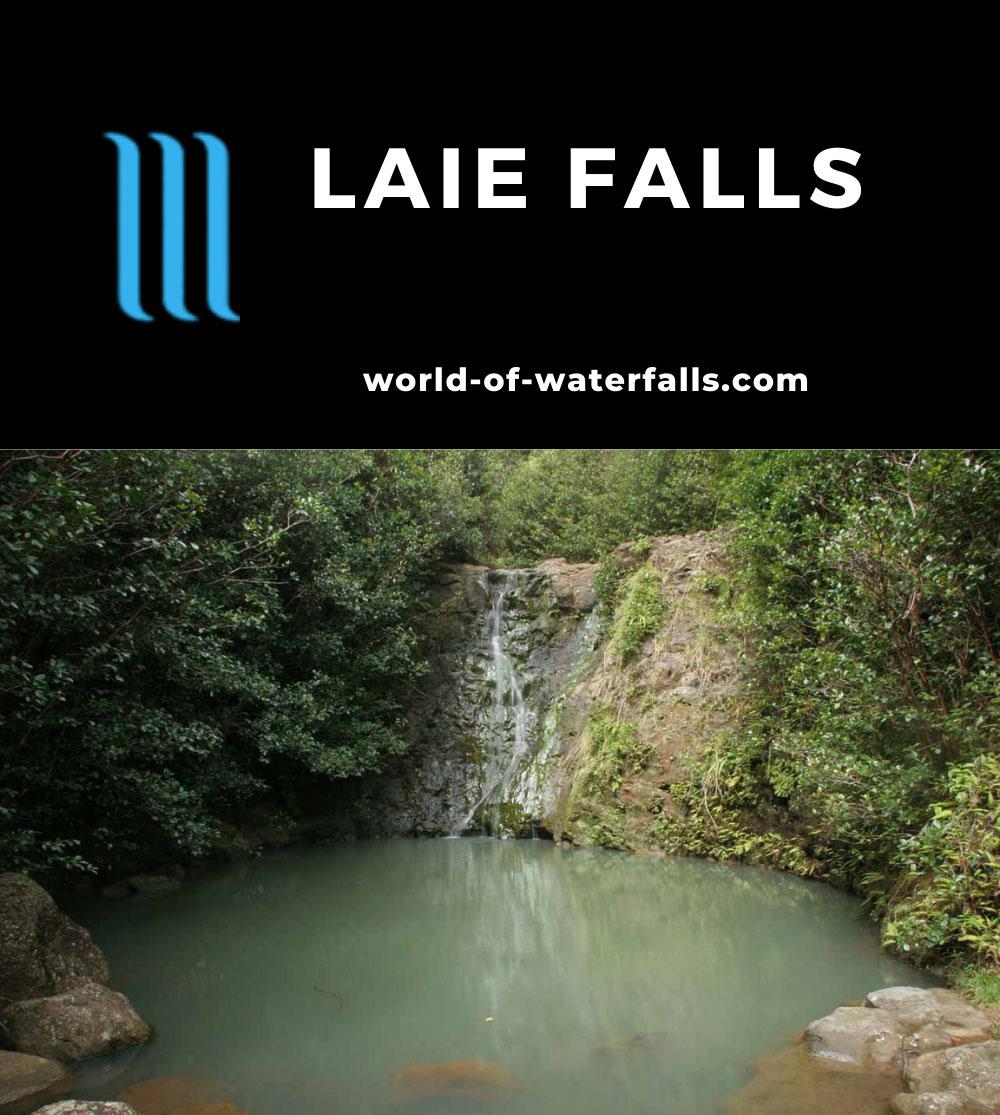 Laie_Falls_036_03082007 - La'ie Falls