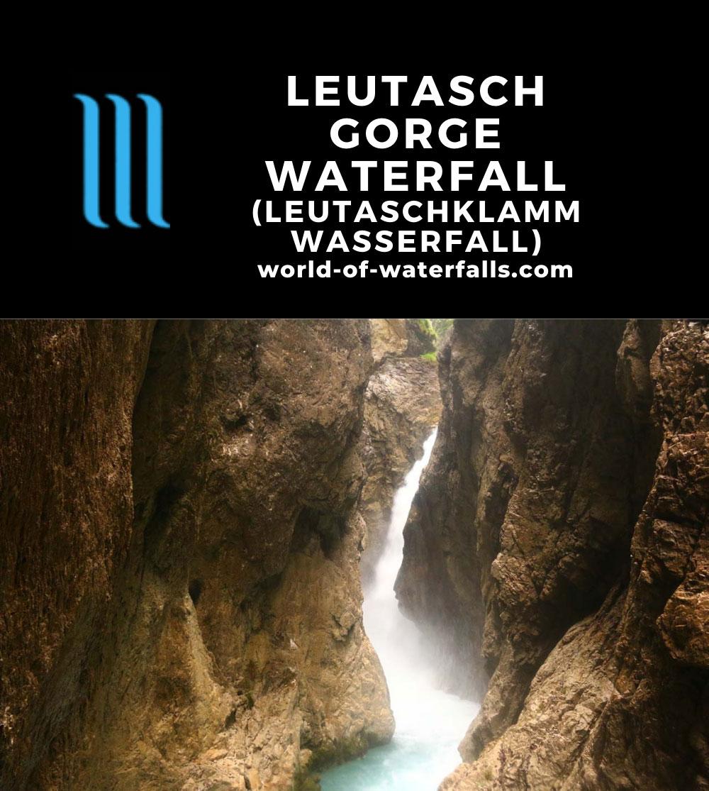 Leutaschklamm_047_06272018 - The Leutaschklamm Waterfall