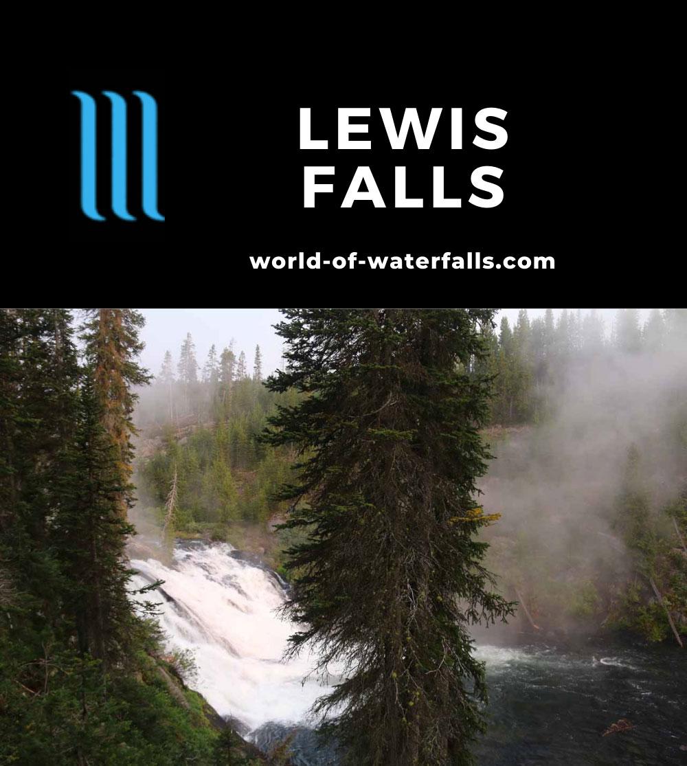Lewis_Falls_Yellowstone_025_08112017 - Lewis Falls