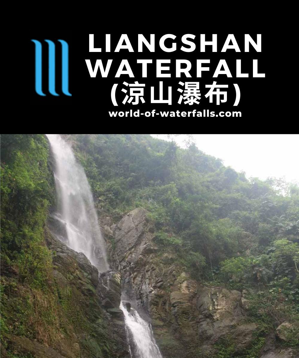 Liangshan_Waterfall_101_10282016 - Liangshan Waterfall