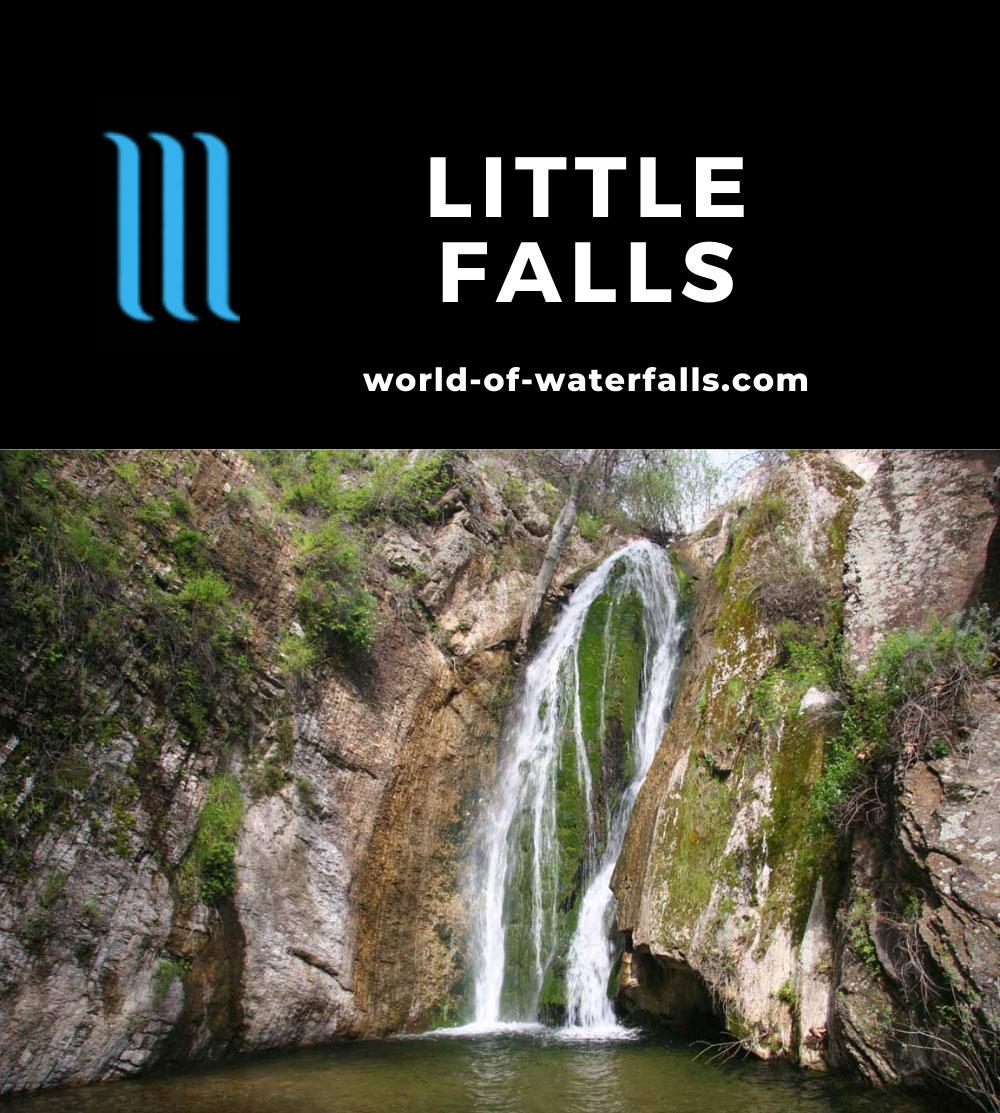 Little_Falls_016_03202010 - Little Falls in the Santa Lucia Wilderness