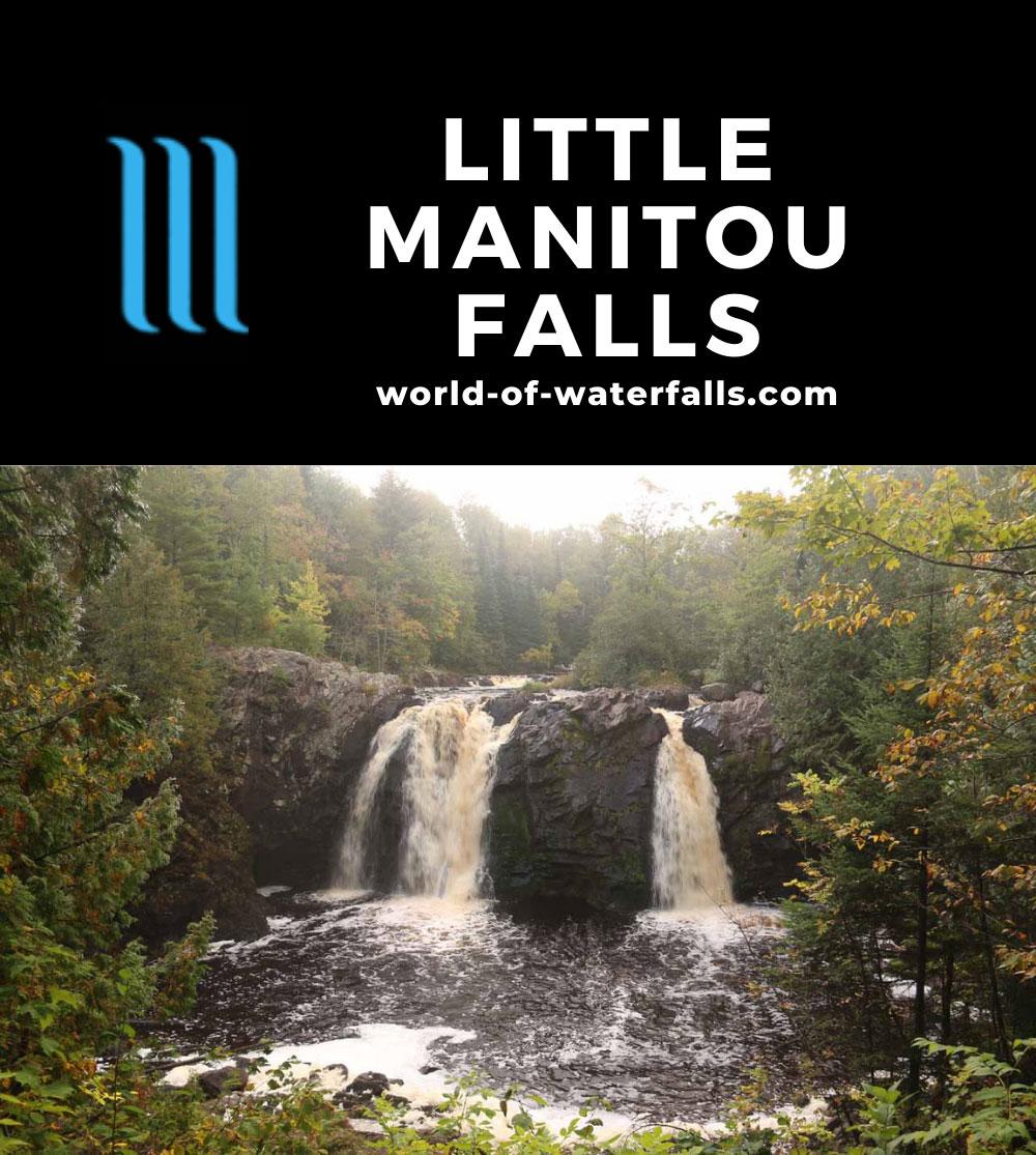 Little_Manitou_Falls_004_09262015 - Little Manitou Falls