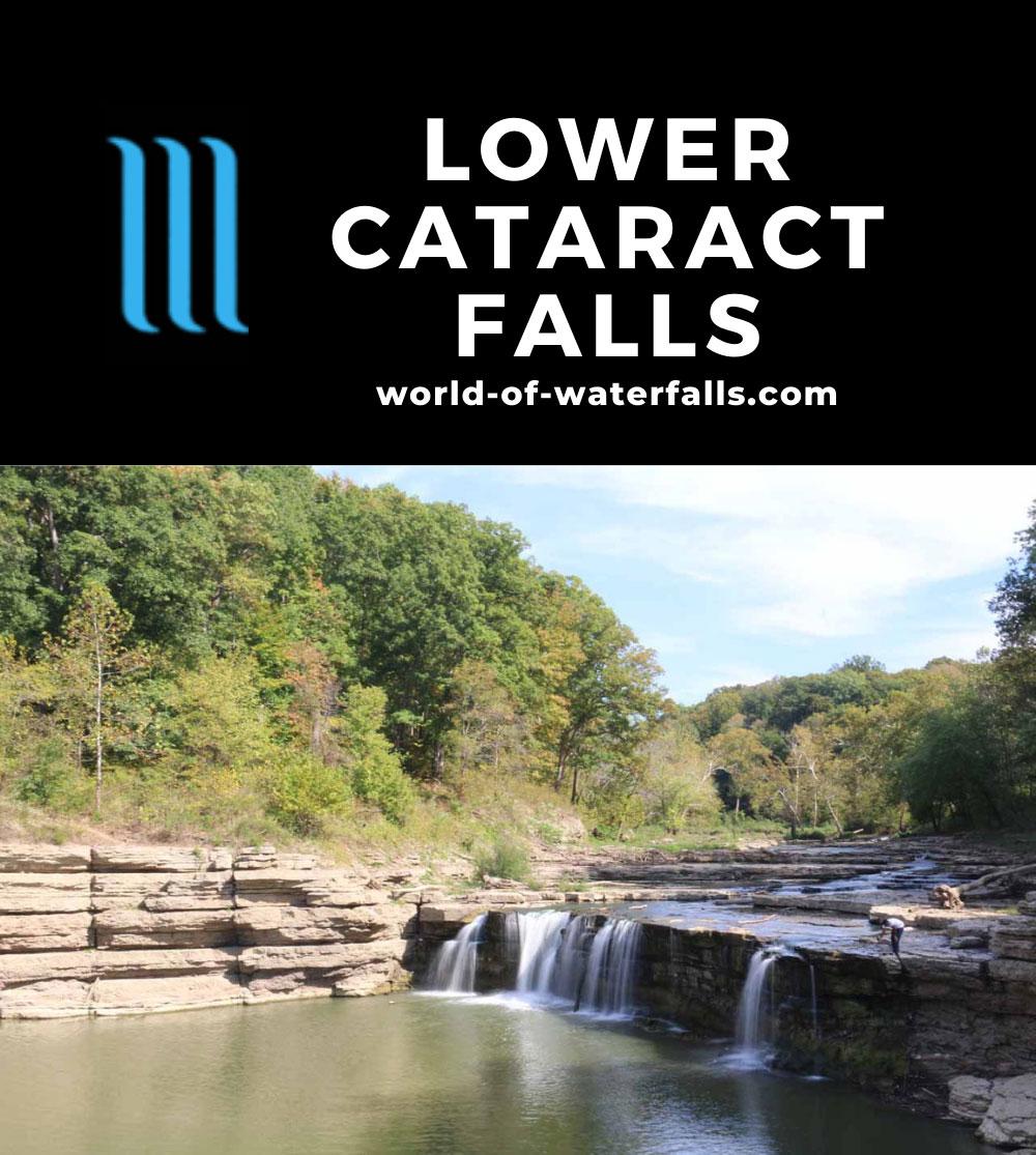 Lower_Cataract_Falls_017_10052015 - Lower Cataract Falls