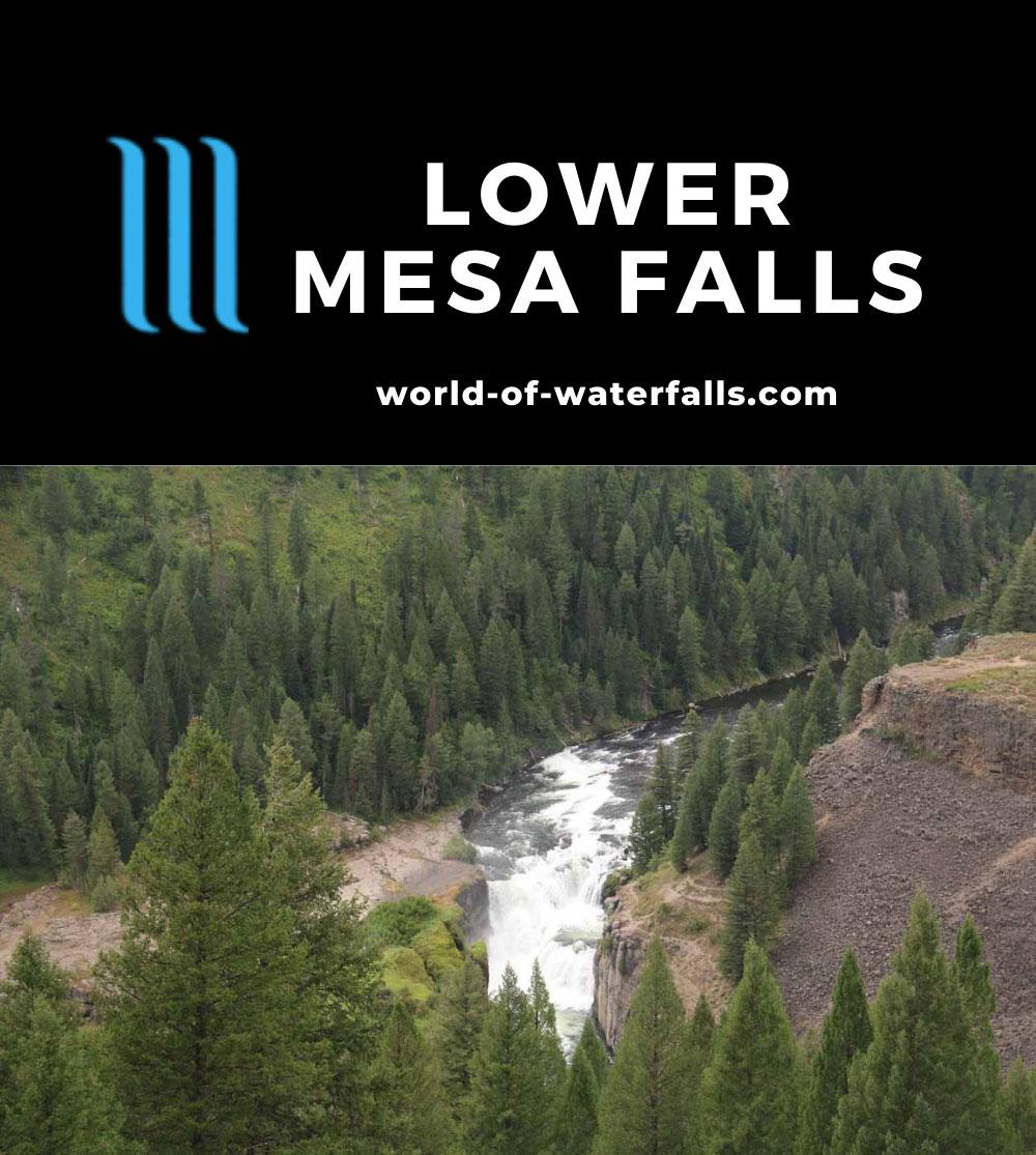 Lower_Mesa_Falls_17_024_08142017 - Lower Mesa Falls