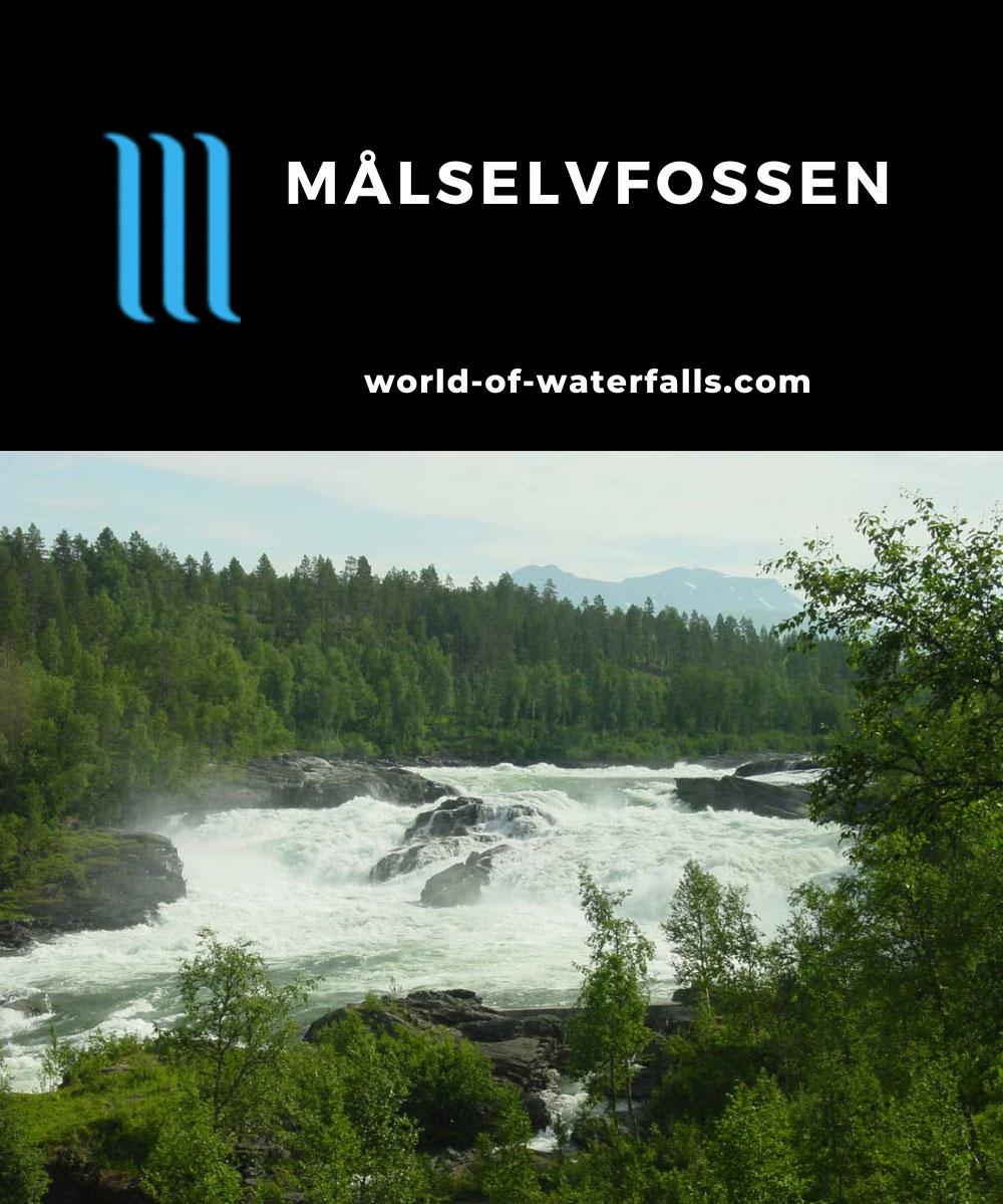 Malselvfossen_002_07072005 - Målselvfossen
