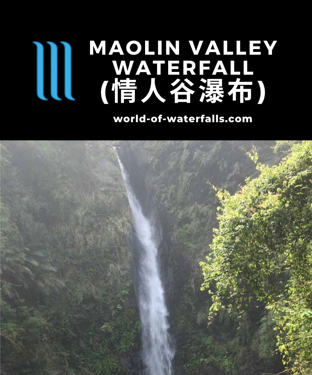 Maolin_Valey_Waterfall_069_10292016 - The Maolin Valley Waterfall