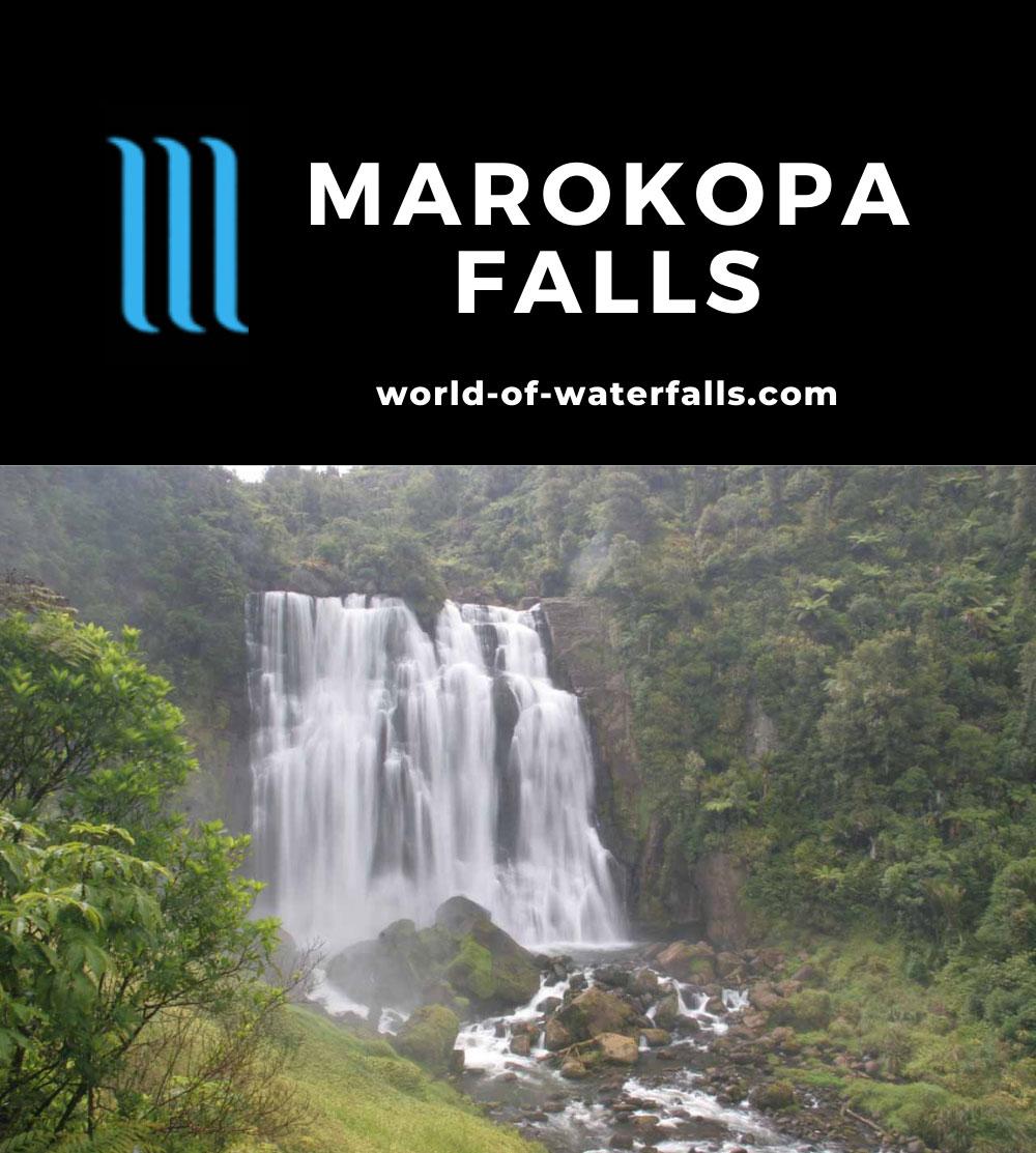 Marokopa_Falls_024_01072010 - Marokopa Falls