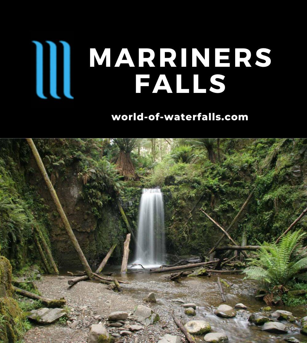 Marriners_Falls_024_11152006 - Marriners Falls