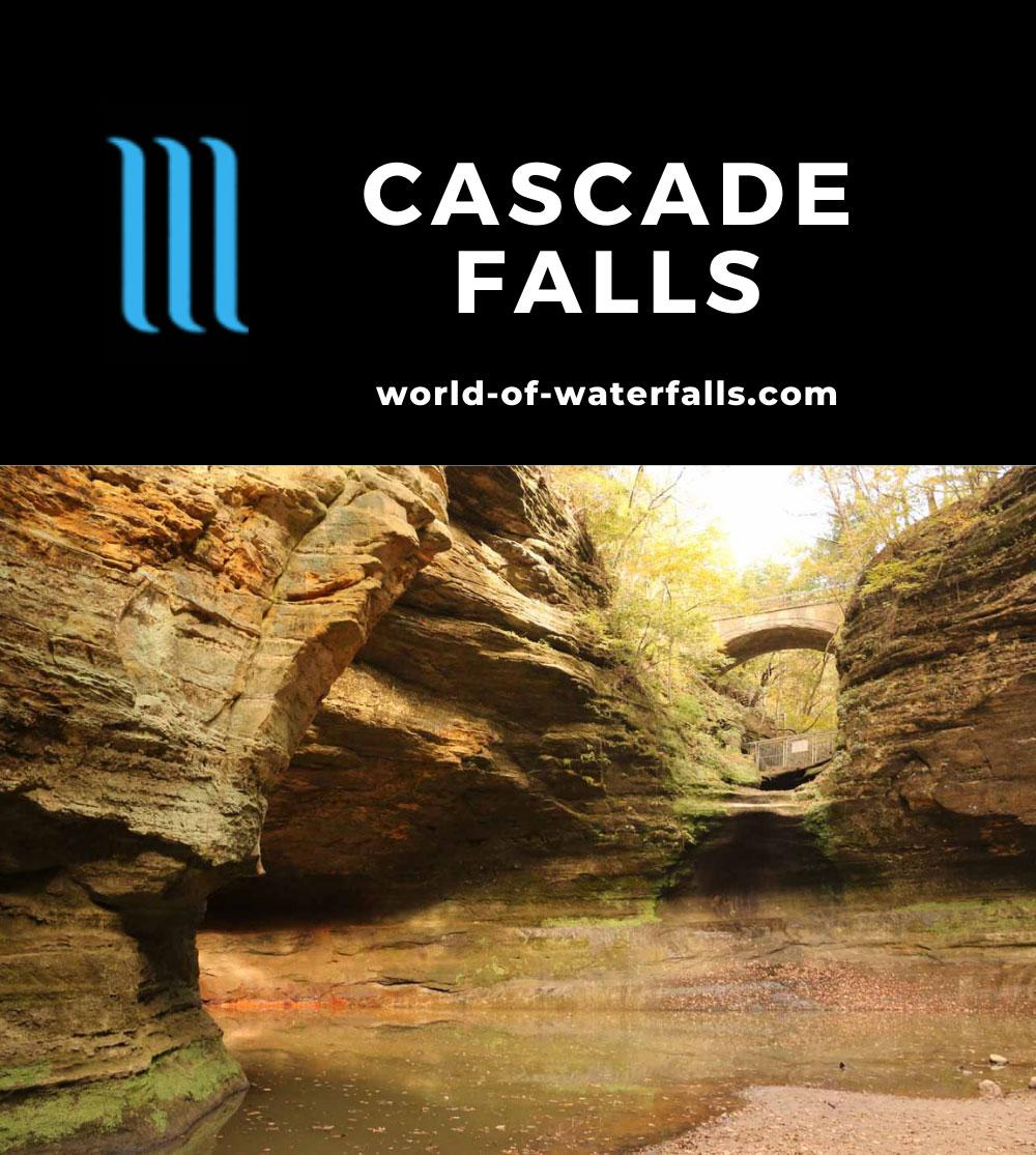 Mathiessen_SP_077_10062015 - A dry Cascade Falls in Matthiessen State Park