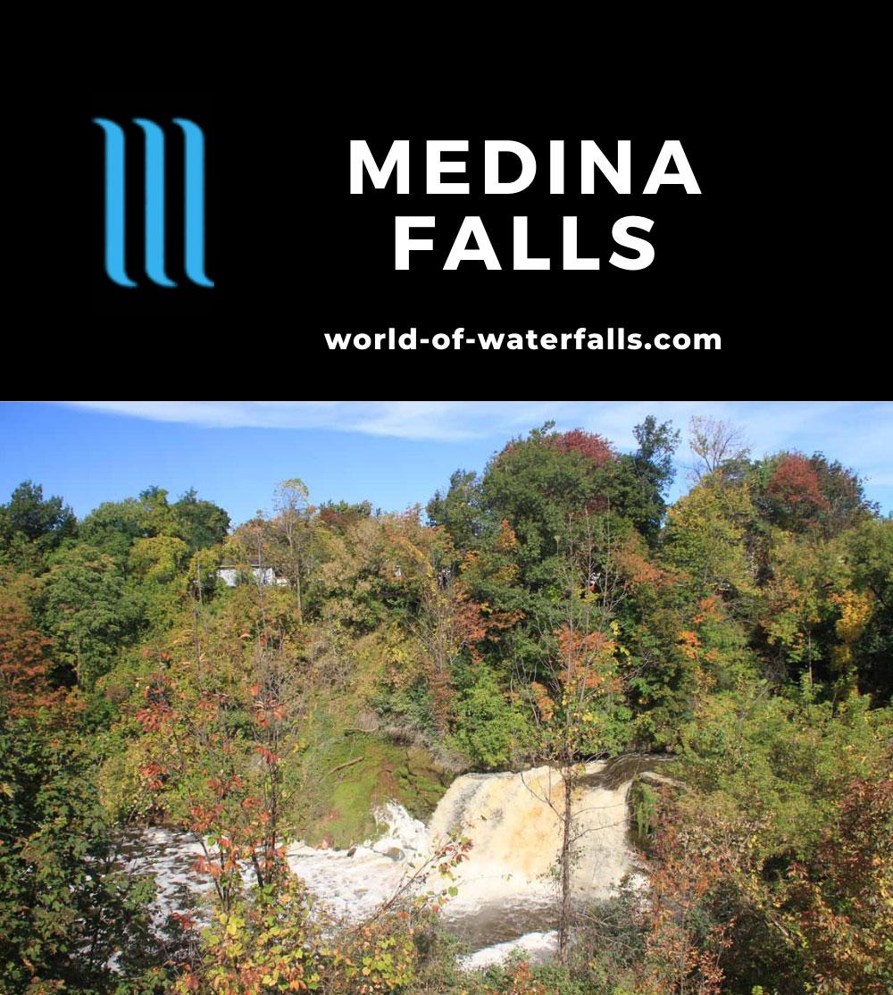 Medina_Falls_009_10112013 - Medina Falls