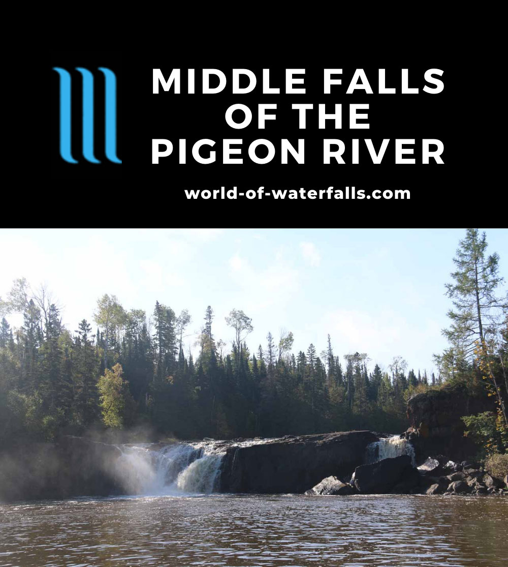 Middle_Falls_Pigeon_River_004_09272015 - Middle Falls of the Pigeon River