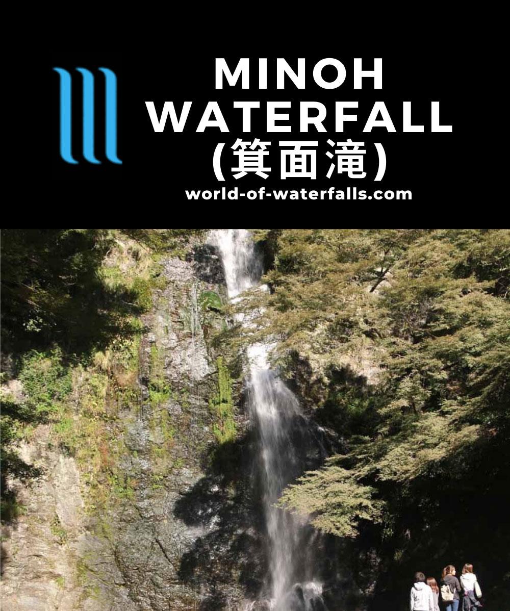 Minoh_Falls_034_10232016 - Minoh Waterfall or (Minoo Waterfall)