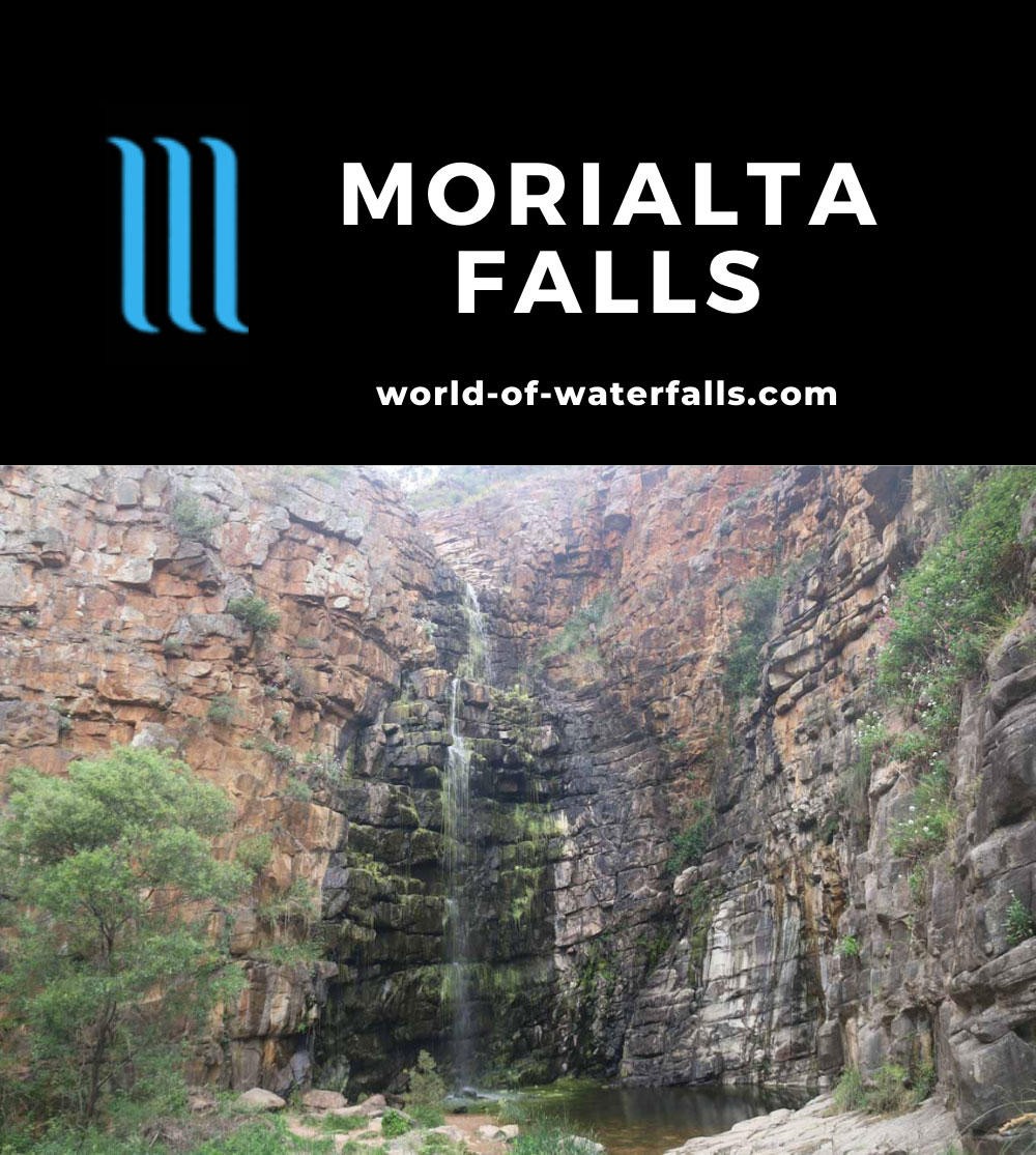 Morialta_Falls_069_11102017 - First Falls or simply Morialta Falls