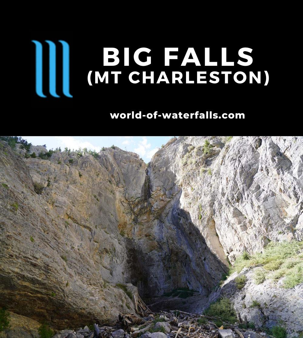 Mt_Charleston_282_08112020 - Big Falls