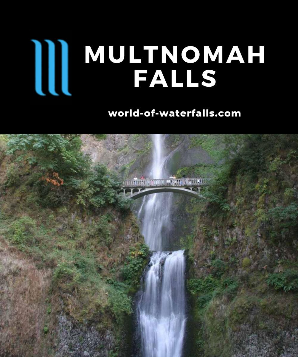 Multnomah_Falls_009_08212009 - Multnomah Falls