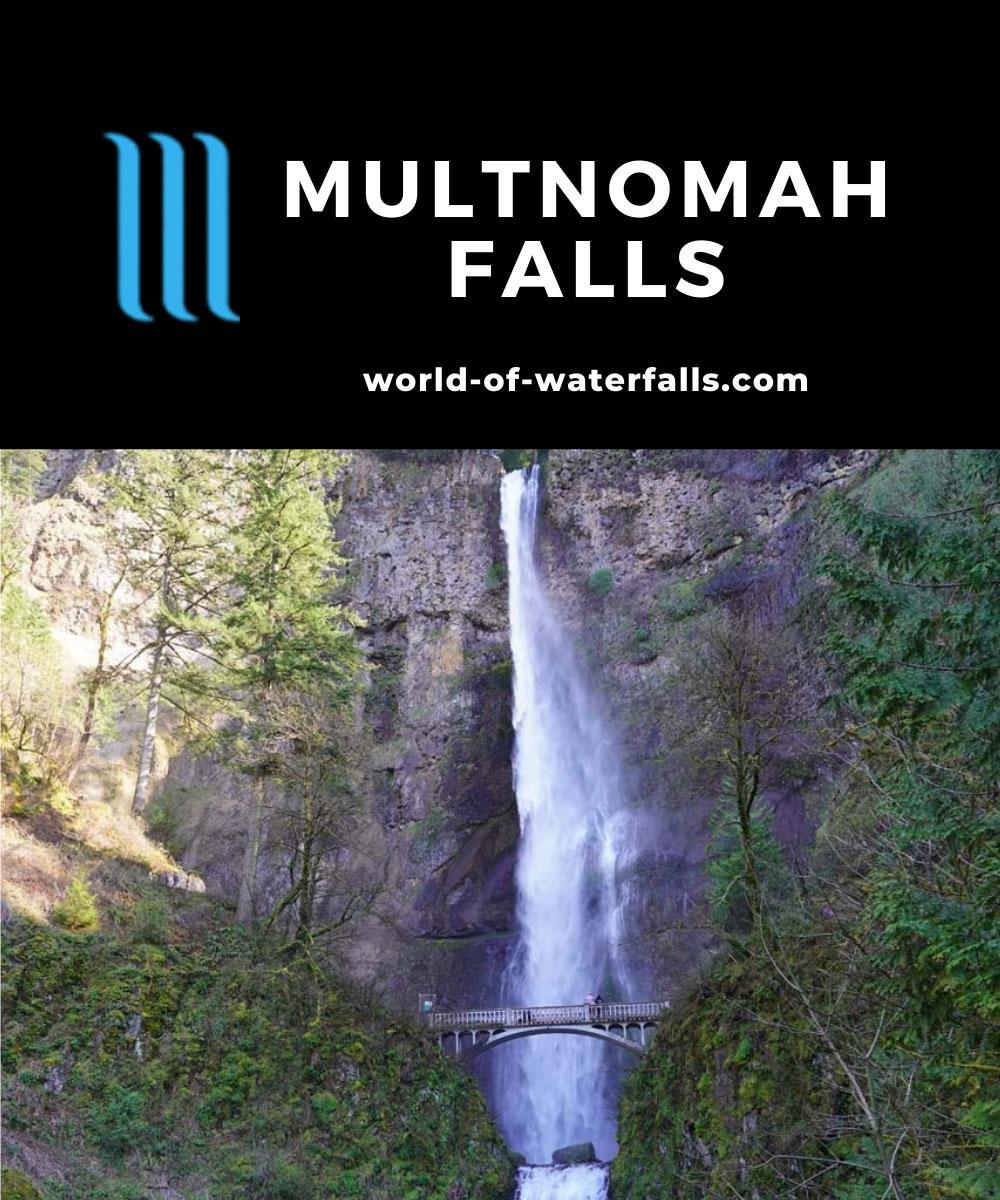 Multnomah_Falls_017_04052021 - Multnomah Falls