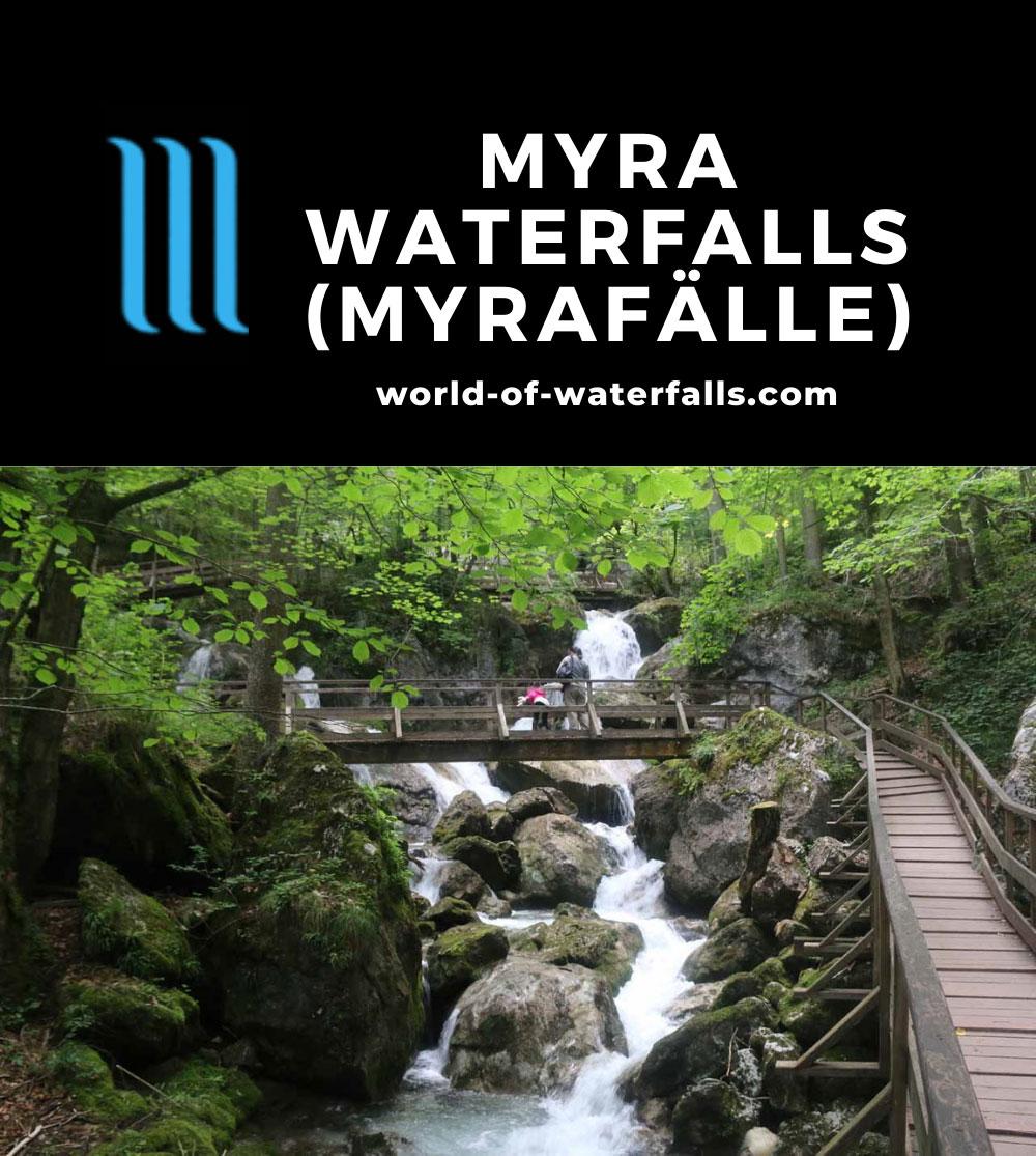 Myrafalle_065_07092018 - One of many cascading waterfalls belonging to the Myrafälle