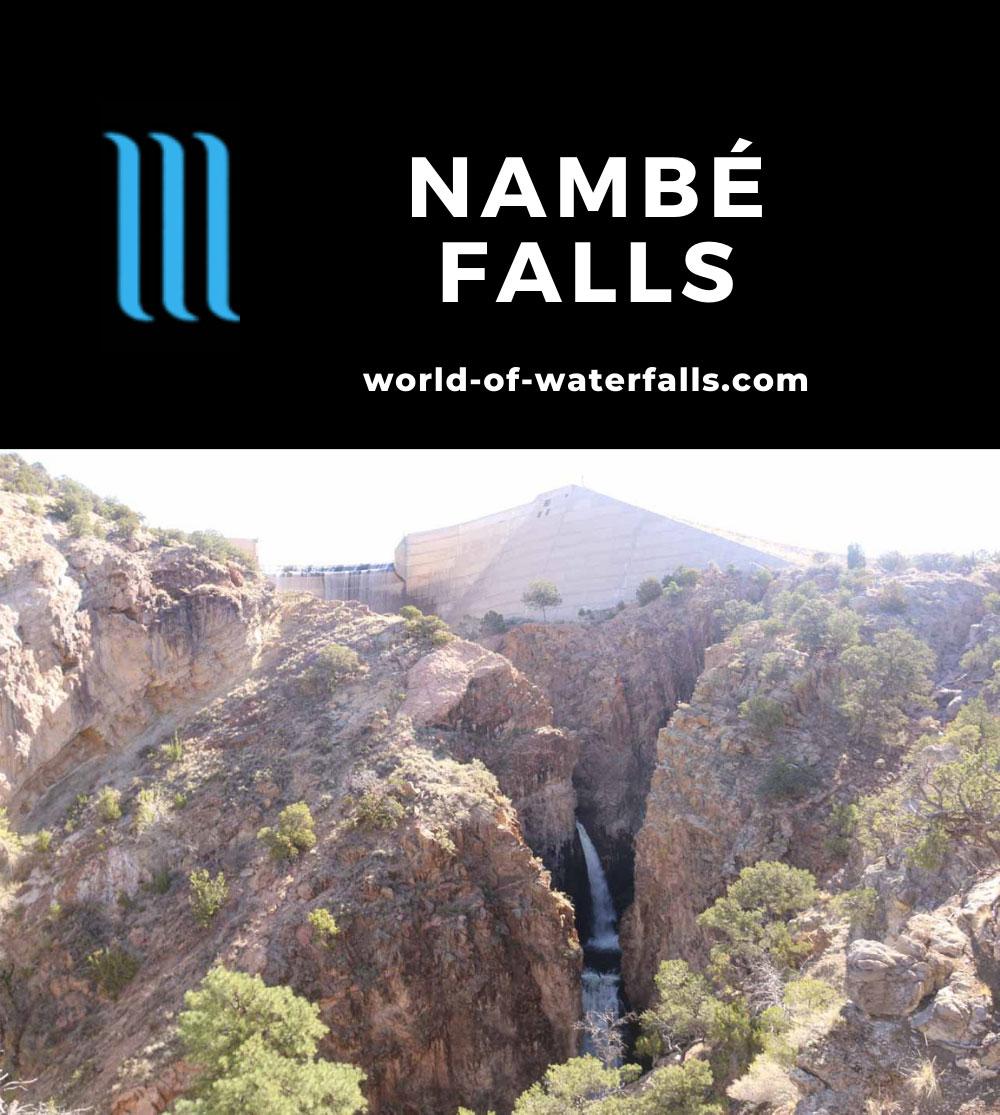 Nambe_Falls_045_04152017 - Nambe Falls