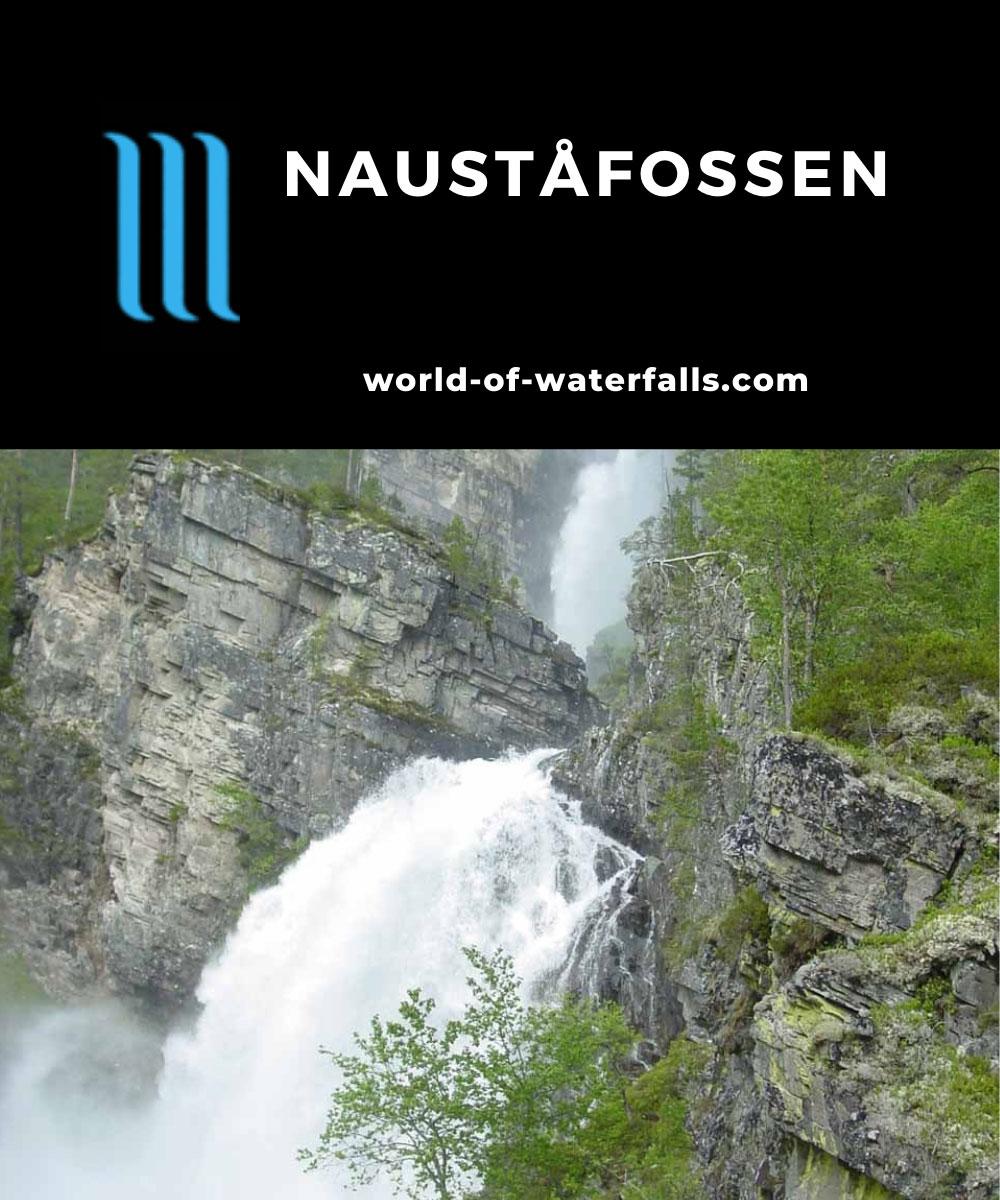 Naustafossen_004_07032005 - Nauståfossen