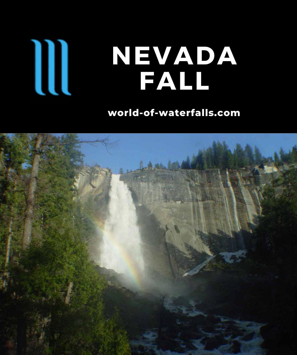 Nevada_Fall_016_03202004 - Nevada Fall and rainbow