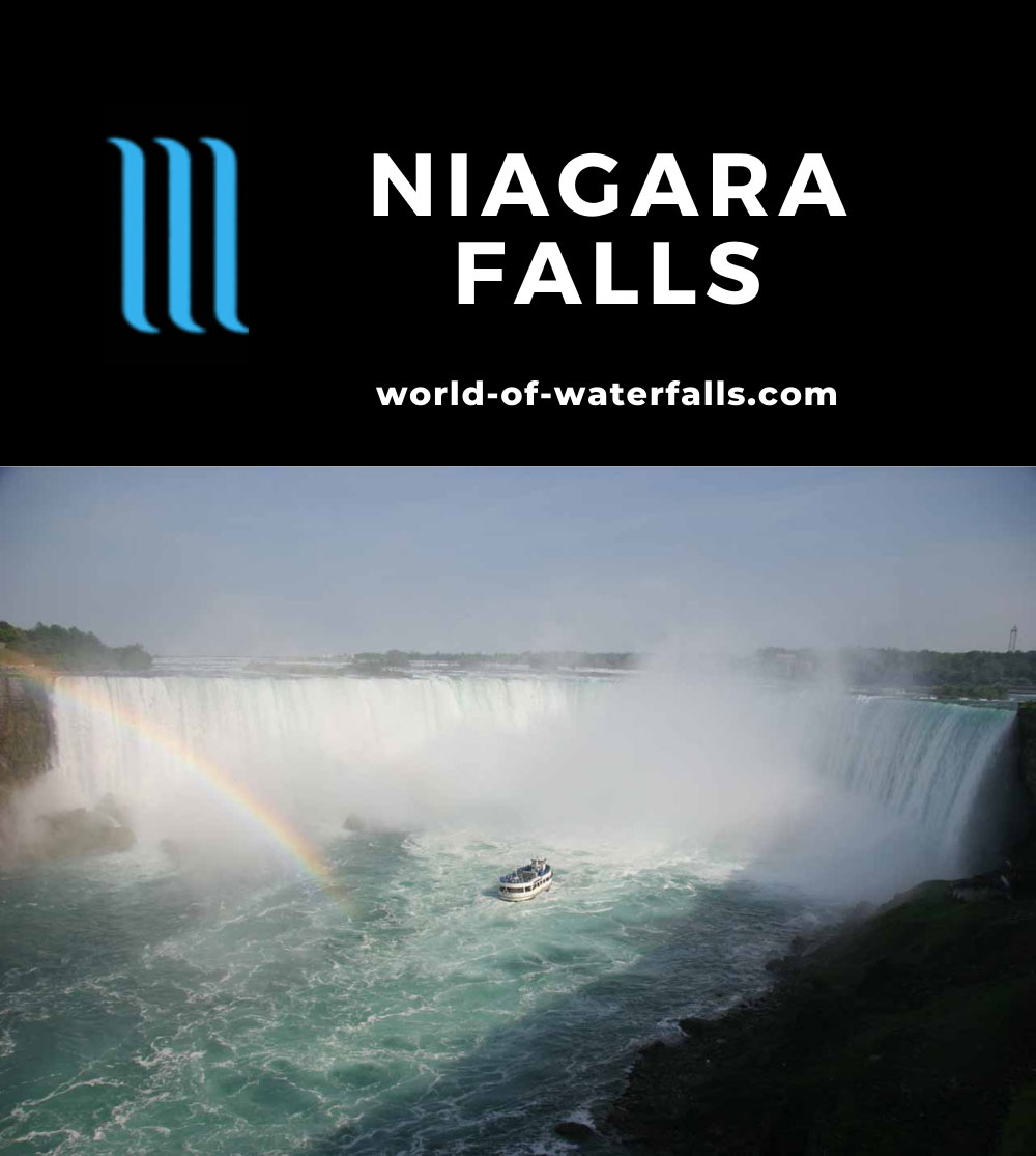 Niagara_Falls_223_06132007 - Niagara Falls and the Maid of the Mist