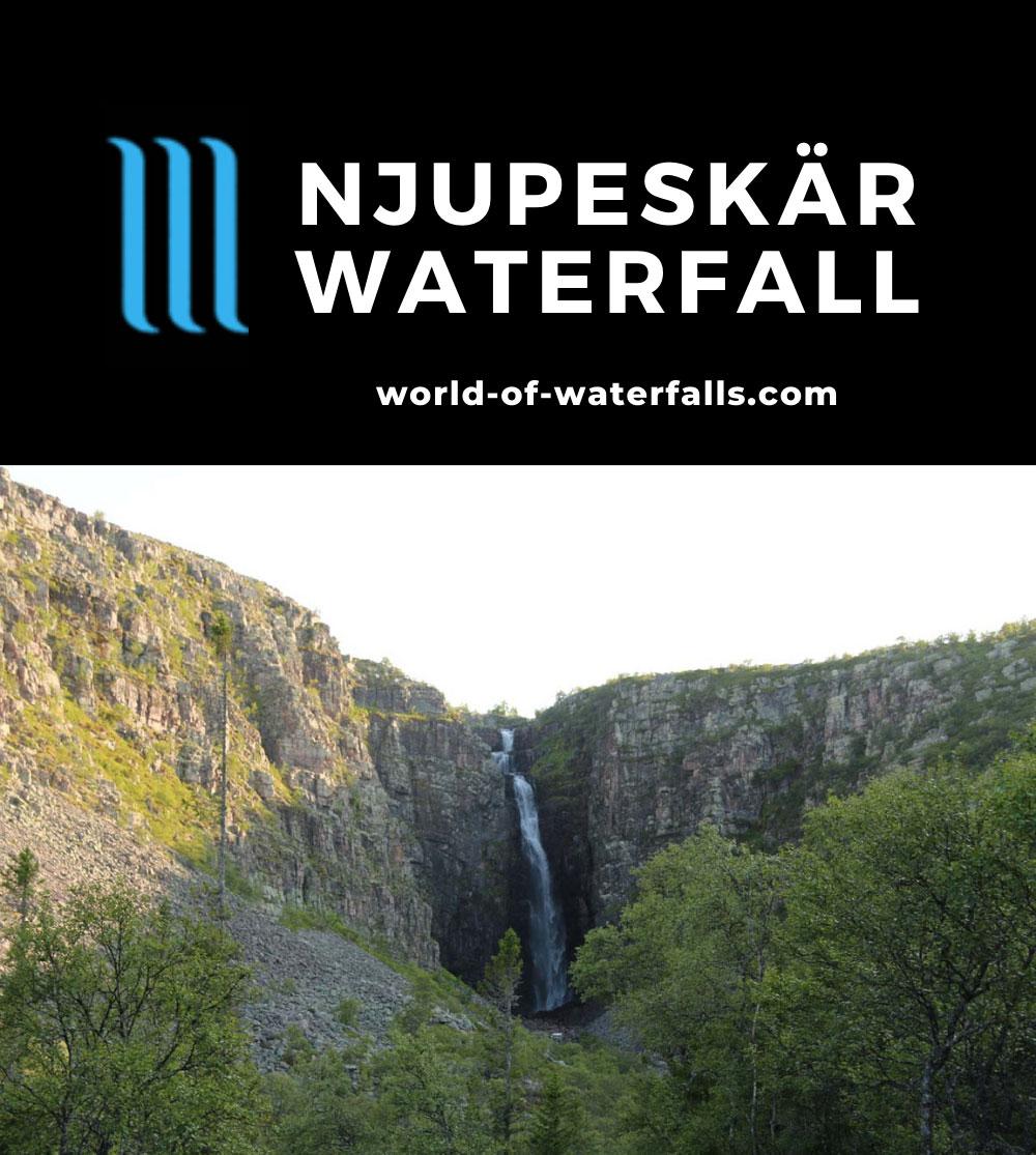 Njupeskar_074_07142019 - Contextual look at the Njupeskär Vattenfall